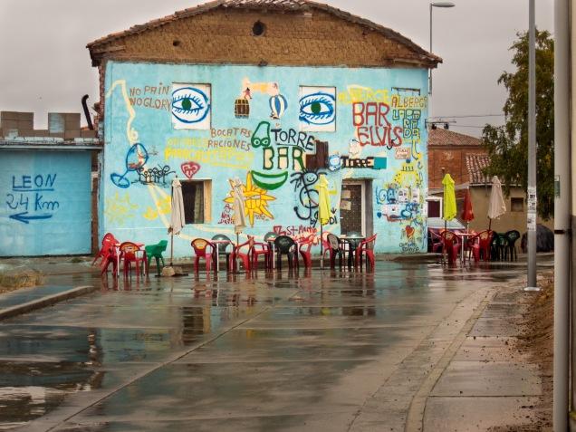 Day 19: El Burgo Ranero to Mansilla de las Mulas (Reliegos)