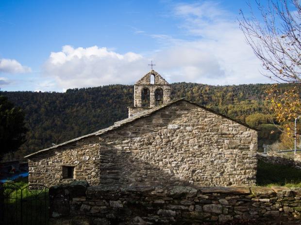 Day 27: O'Cebreiro to Triacastela (Fonfría)