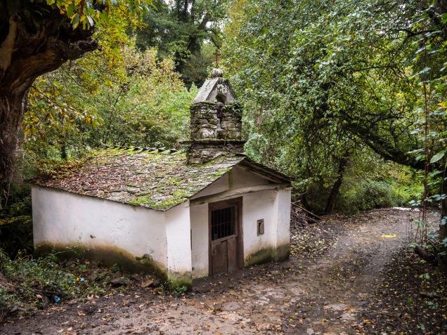 Day 28: Triacastela to Sarria (Ermita N. S. de las Nieves)