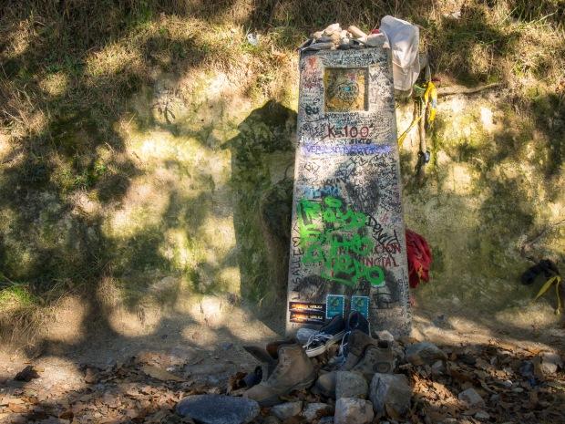 Day 29: Sarria to Portomarín (Morgade)