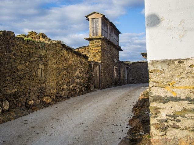 Day 30: Portomarín to Palas de Rei