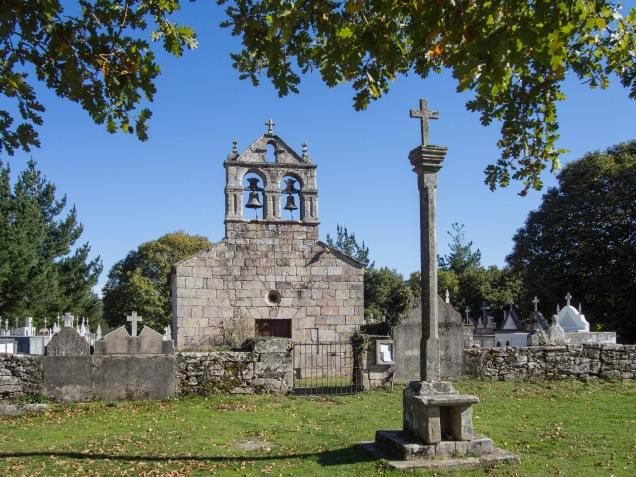Day 30: Portomarín to Palas de Rei (Lestedo)