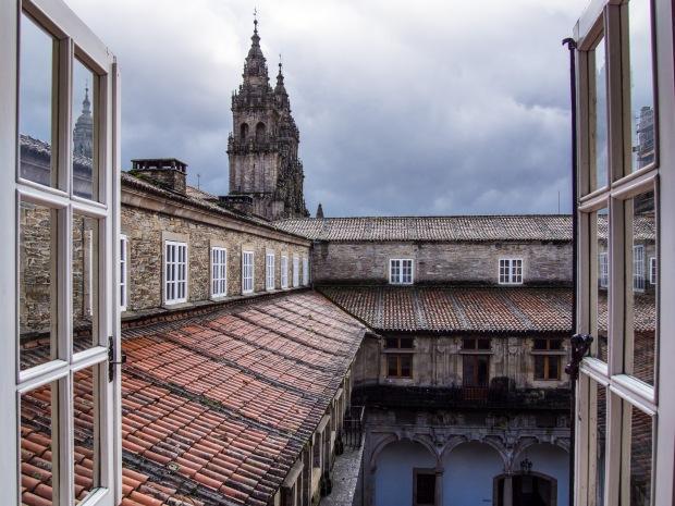 Day 33: Amenal to Santiago de Compostela (Santiago)