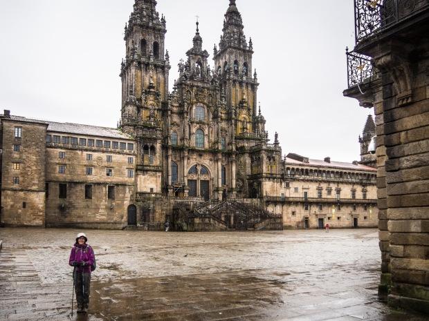 Day 34: Santiago de Compostela to Negriera (Santiago)