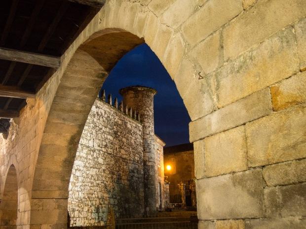 Day 34: Santiago de Compostela to Negriera (Negriera)
