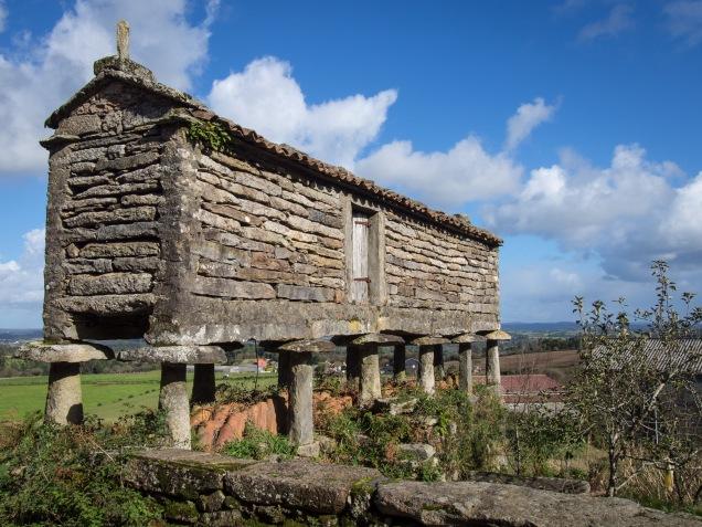 Day 35: Negriera to Oliveiroa (Bon Xesús)