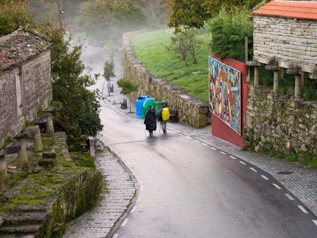 Day 36: Oliveiroa to Corcubión (Oliveiroa)