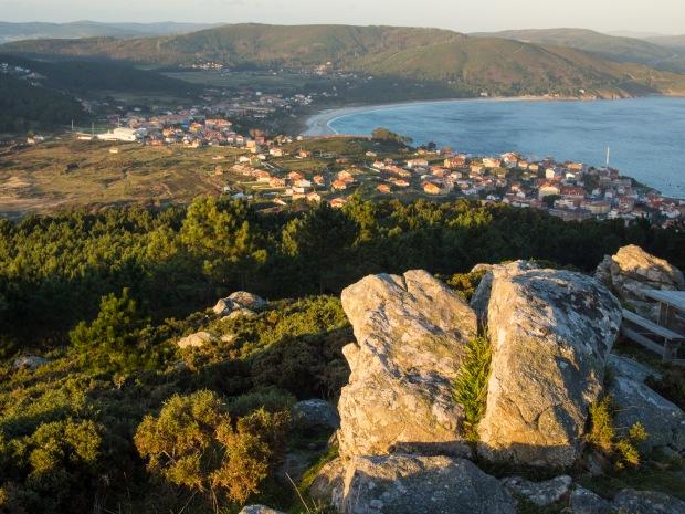 Day 37: Corcubión to Finisterre (Praia do Mar de Flora and Finisterre)
