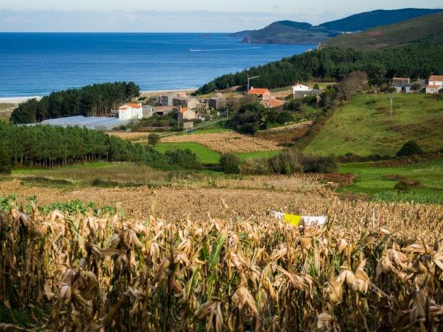 Day 38: Finisterre to Muxía (Castrexe)