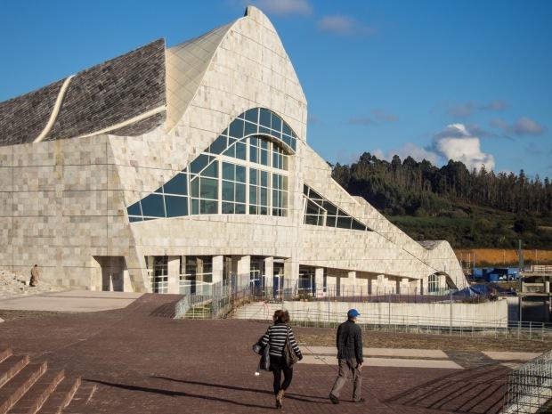 Cidade da Cultura de Galicia, Santiago de Compostela