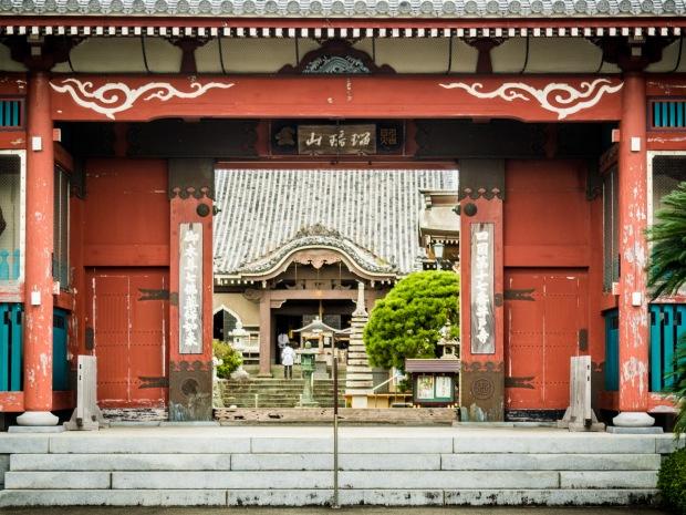 Temple 17: Idoji