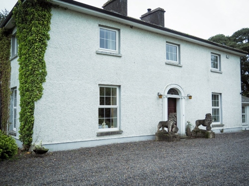 May17, Ballyboy House