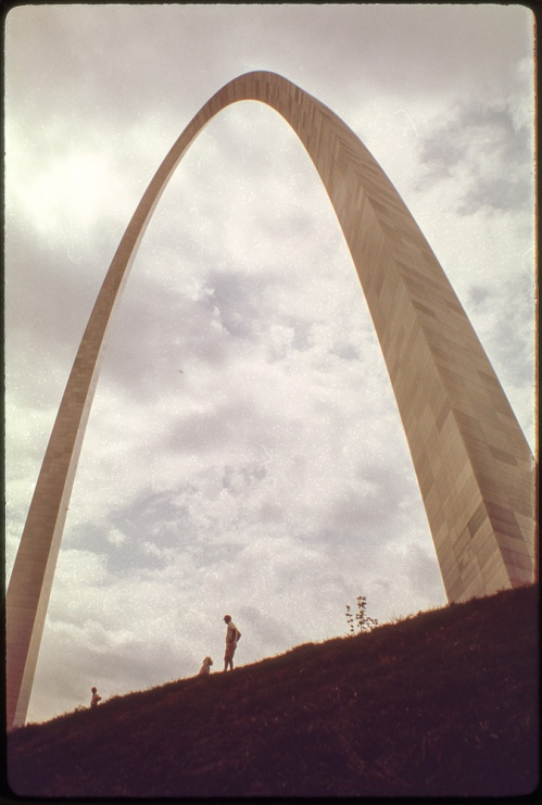 "Gateway Arch, St Louis, Missouri by Eero Saarinen (from ""Towards a Prairie Aesthetic"")"