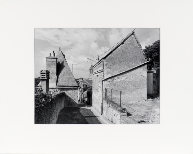 "Vouvray, France (original 11"" x 14"" silver print on Oriental Seagull Paper), 1985"