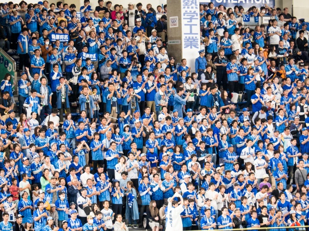 Tokyo Giants vs Yokohama BayStars, Tokyo Dome, Bunkyo District