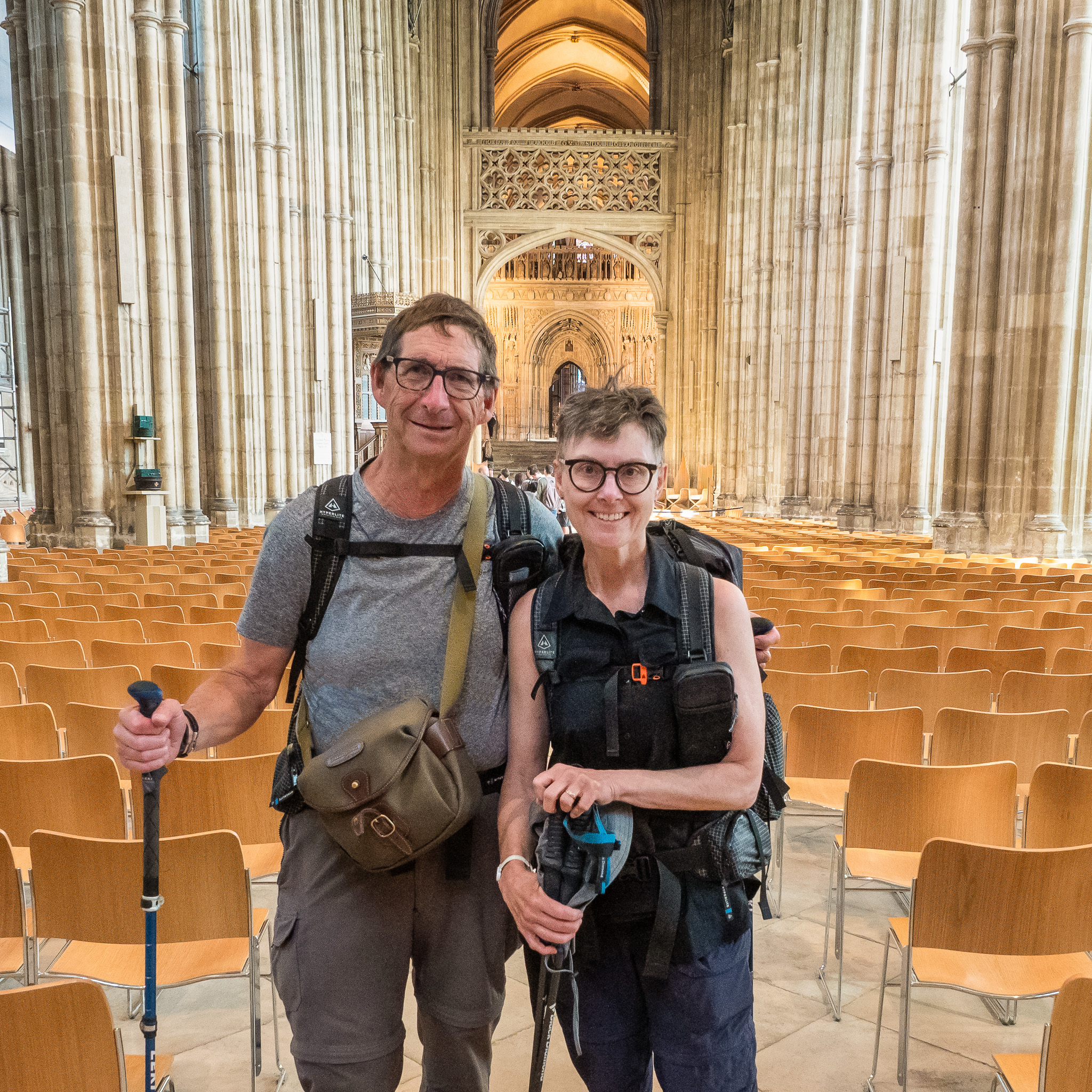 Canterbury Cathedral, September 5 2019