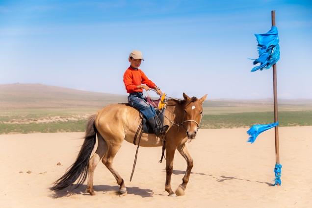 Gobi Desert, Mongolia, 2007