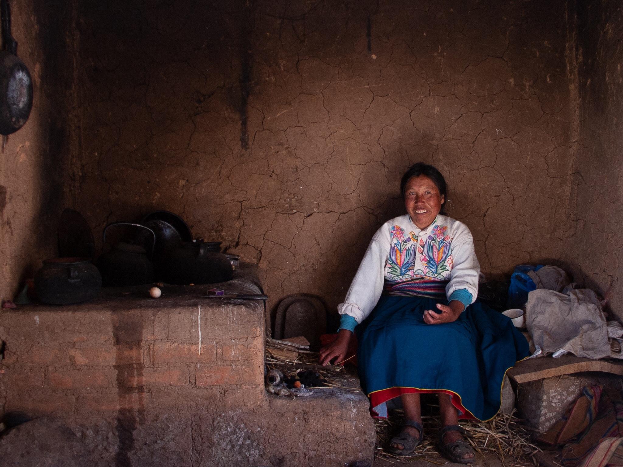 Taquile Island, Lake Titicaca, Perú, 2004
