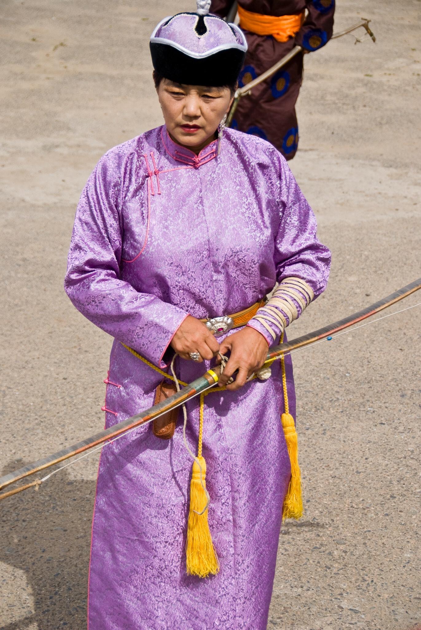 Naadam, Ulaan Baatar, Mongolia, 2007