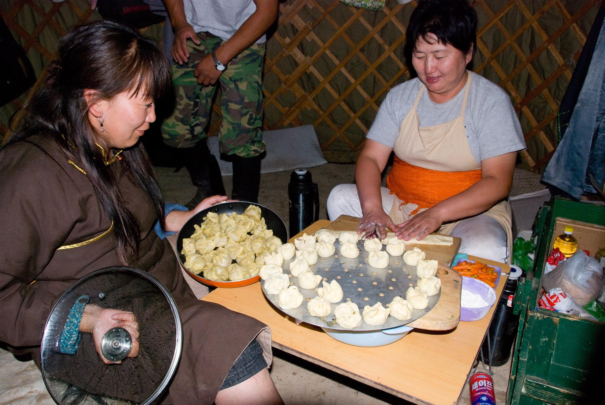 Near Gobi, Mongolia, 2007