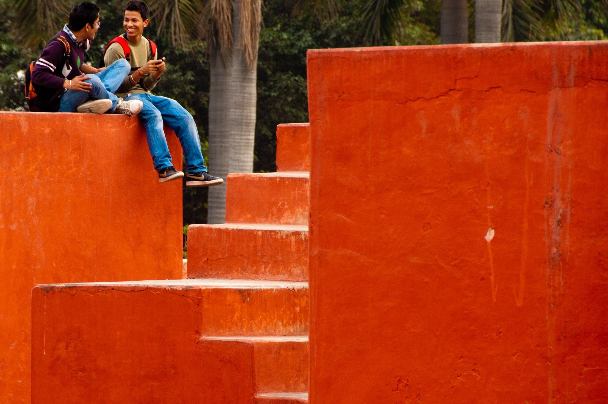 Jantar Mantar, New Delhi, 2011