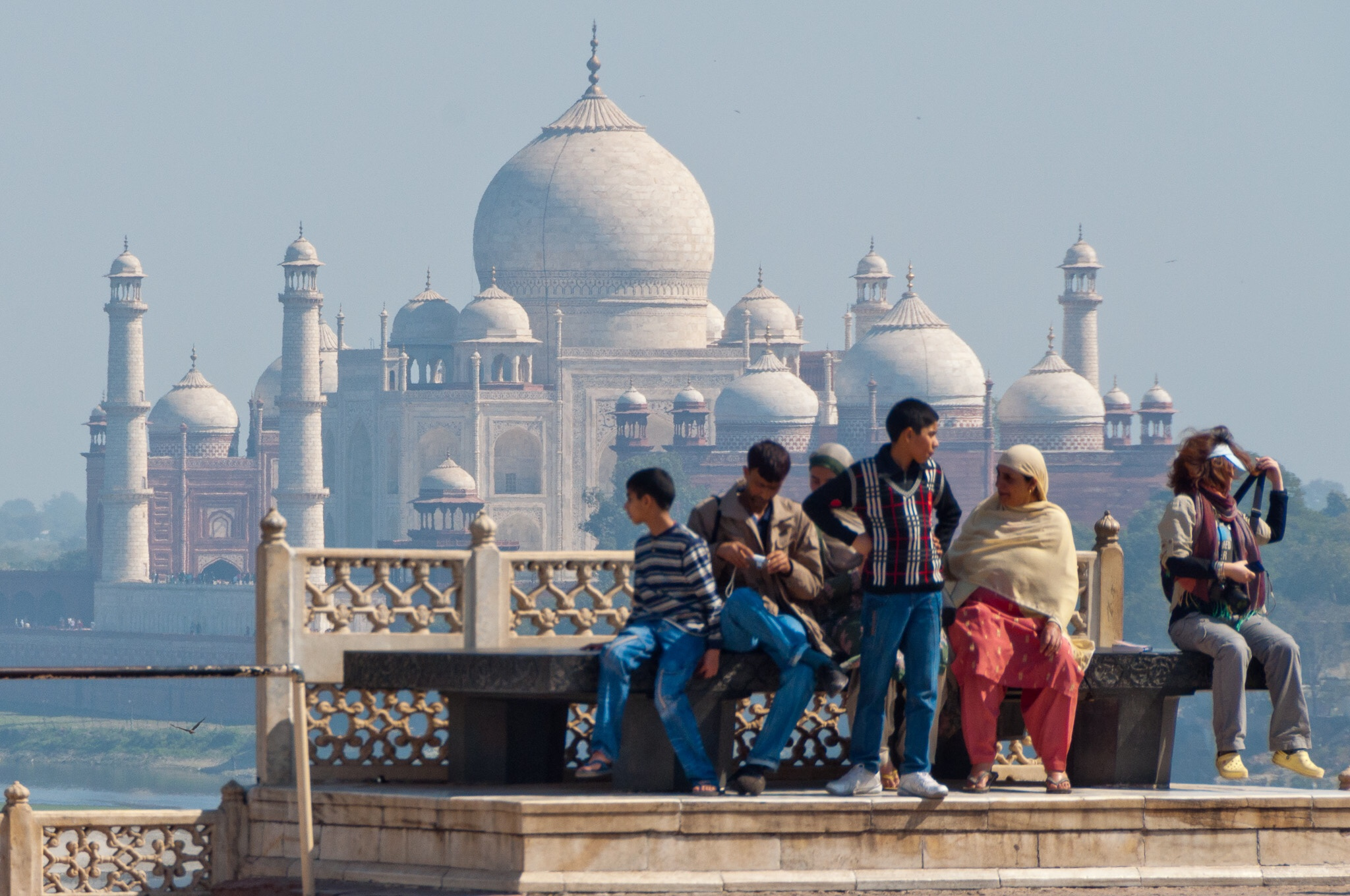 Agra, India, 2011