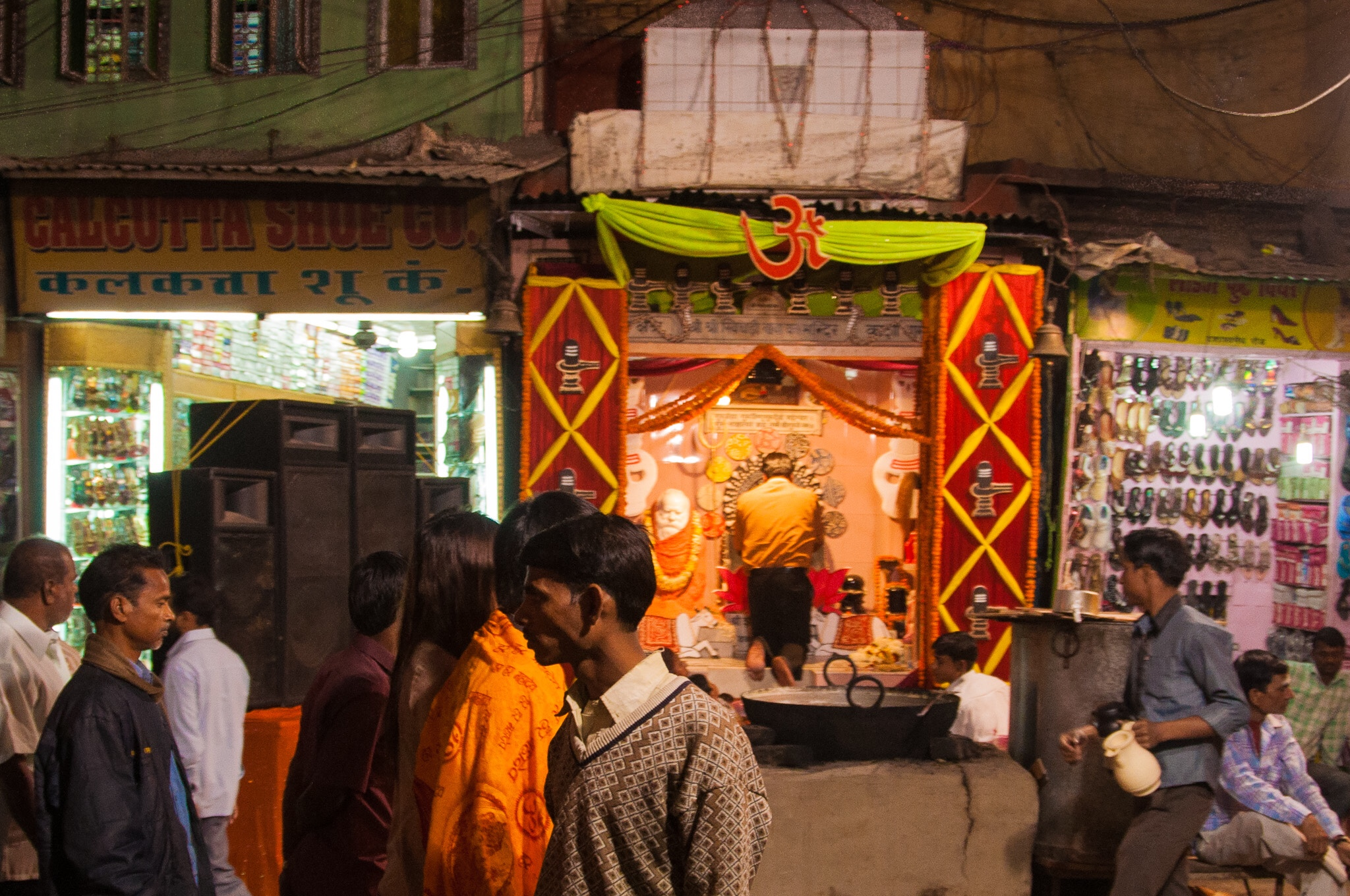 Varanasi, India, 2011